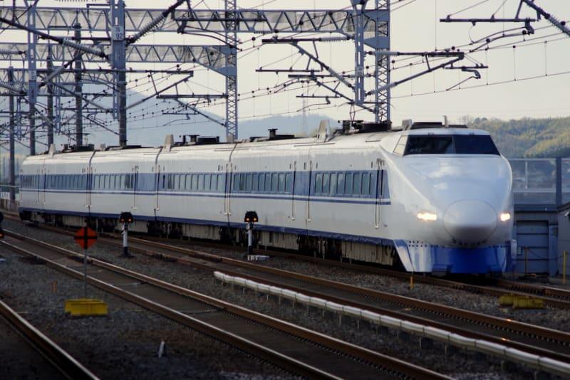新幹線100系オリジナル塗色車
