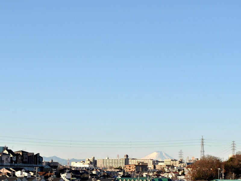 12月28日 朝霞方向