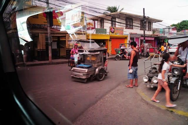 フィリピン③バタンガス州ナスブ ...