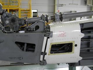 SH-60J整備教材(拡大・折りたたみ機構部)