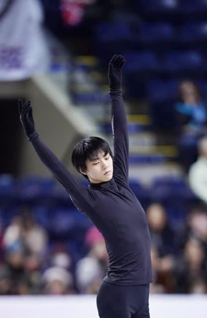 羽生 結 弦 スケート カナダ 2019
