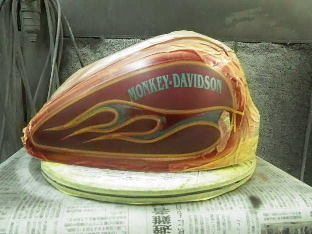 モンキーダビッドソン、新色はストリートグライドスペシャル!! その8