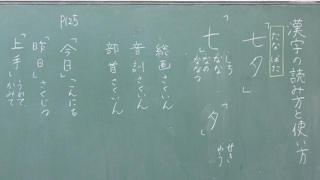 特別 な 読み方 を する 漢字