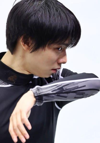 Nazionali Yuzuru Hanyu
