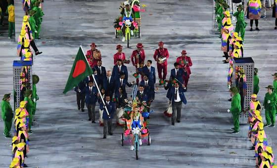 Memorials>リオデジャネイロオリンピック開会式フォト - EMERALD WEB ...