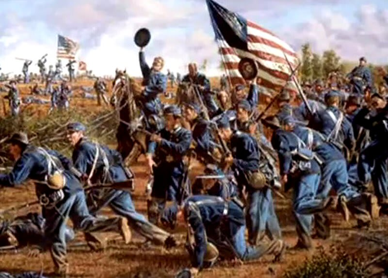 カメレオンの独り言-460 『米国 南北戦争』 - カメレオンの独り言