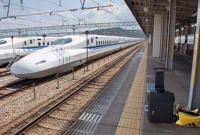 新幹線N700系電車