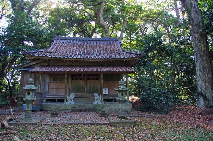 鹿島神社拝殿
