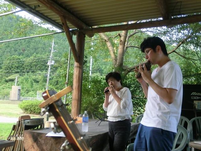 五水井さんと松本さん