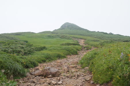 烏帽子岳(乳頭山)贅沢過ぎる!...