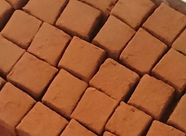 生 菓子 お チョコ クリーム