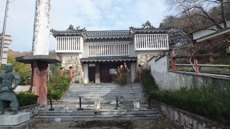 佐和山遊園の城門