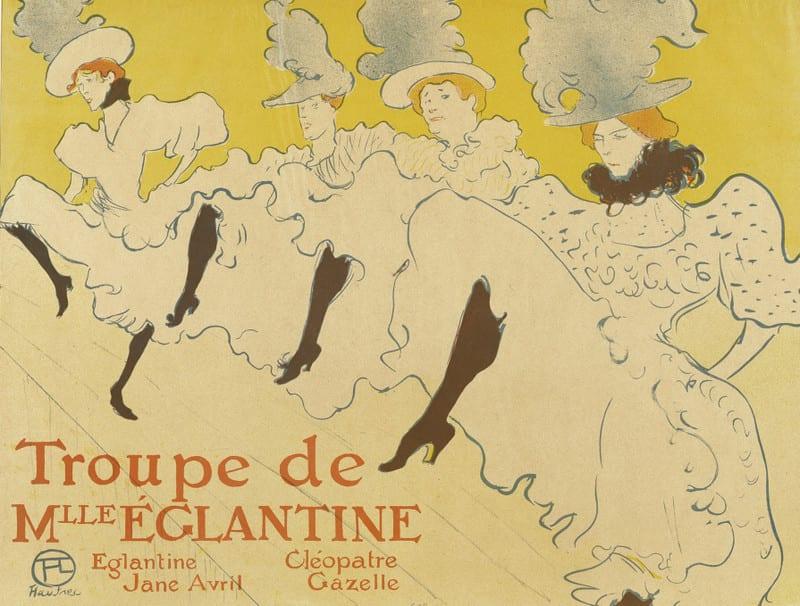 Lautrec_la_troupe_de_mlle_eglantine