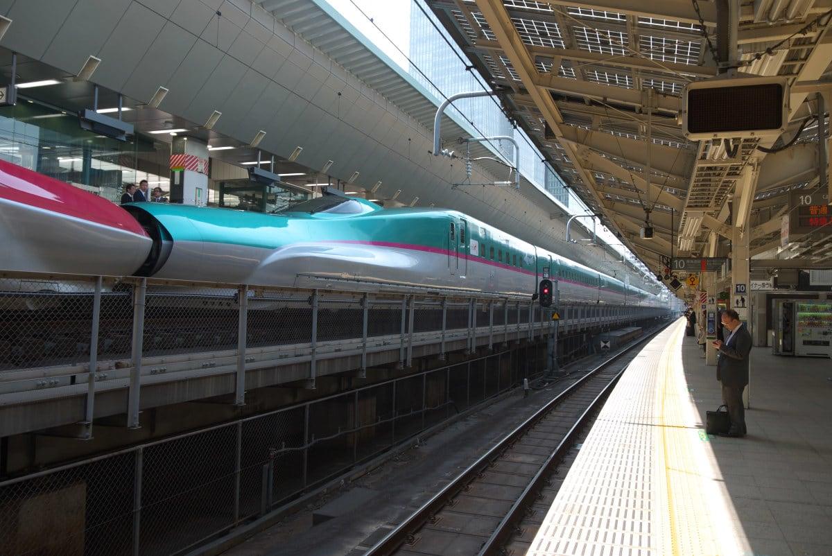 鉄道トリビア(31) 10番線の隣が20番線!? 東京駅の …