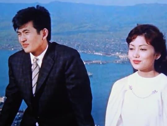 小林旭の映画『ギターを持った渡り鳥』 1959年日活 / NHKBSプレミアム ...