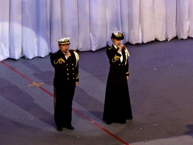 海上自衛隊 三宅 結婚