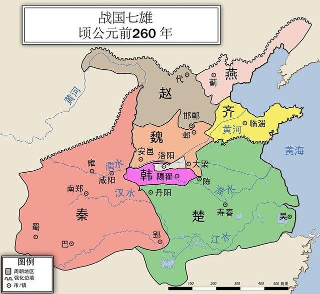 ◇最初に滅んだ戦国七雄 「韓の滅亡」 - Mayumiの日々綴る暮らしと ...