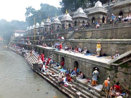 ネパール ④世界遺産 パシュパテ...