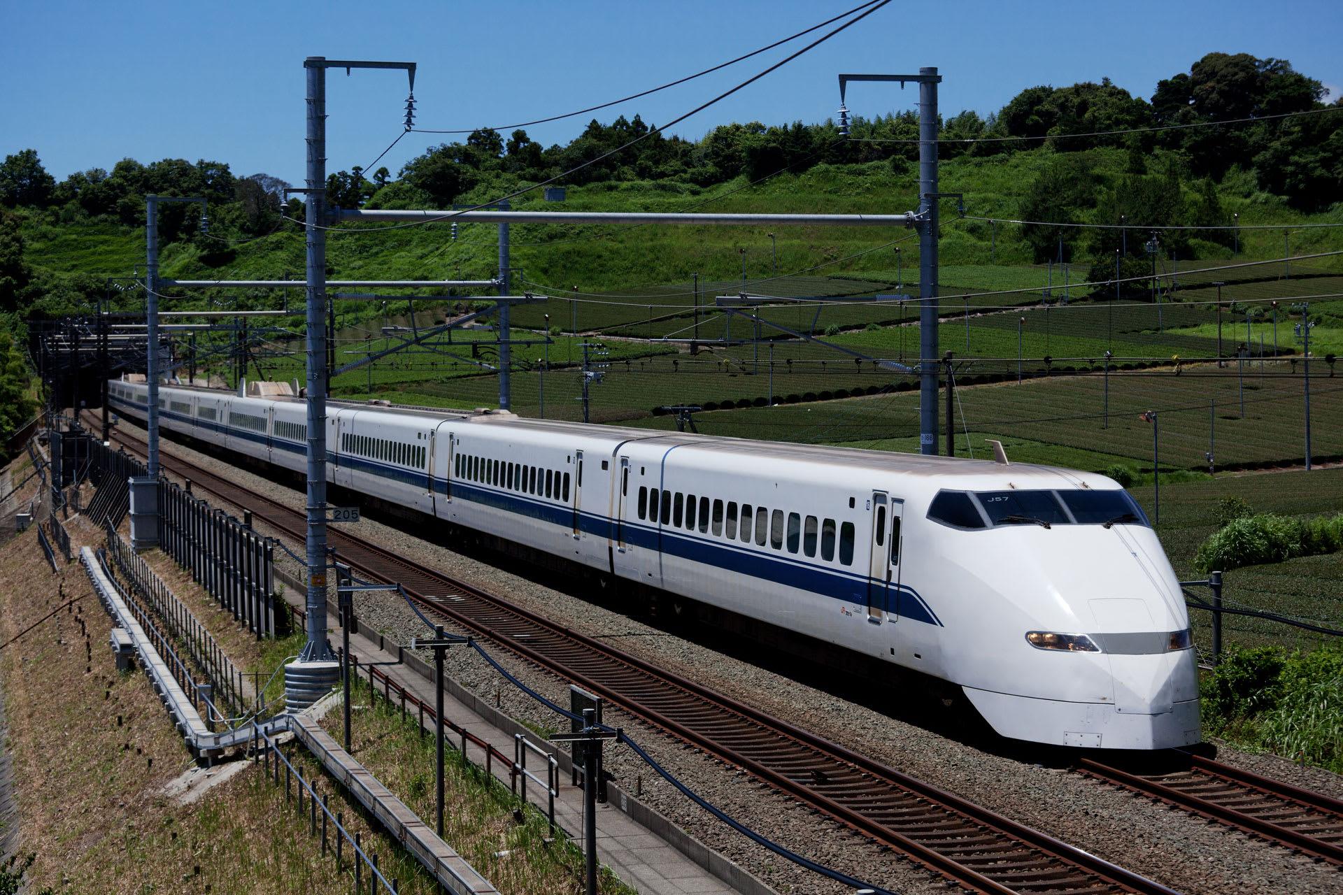 新幹線 撮影地