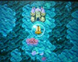 船 ドラクエ 6 海底 沈没