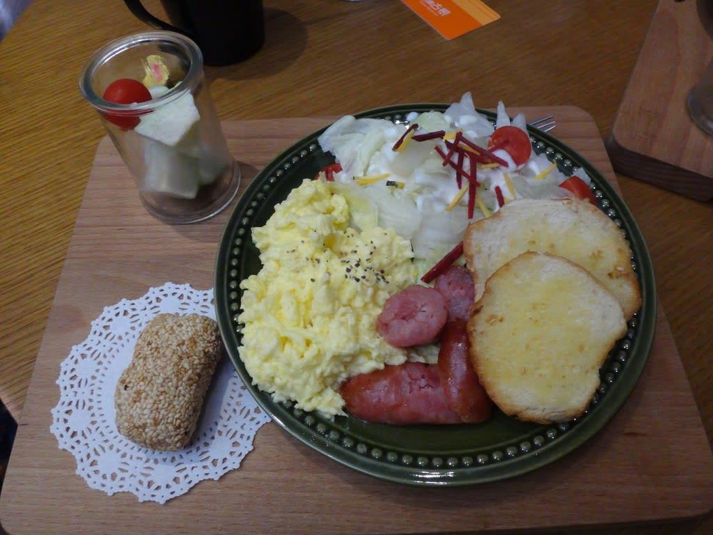 アダージョ朝食