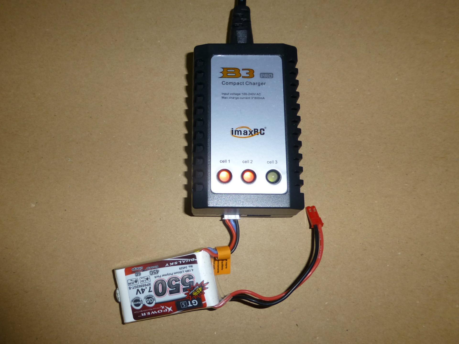 リポ バッテリー 充電 器