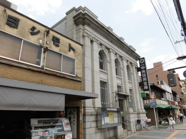 京都市 東山区プチ探訪 - MANAZOUの近代建築・看板建築・レトロ探訪