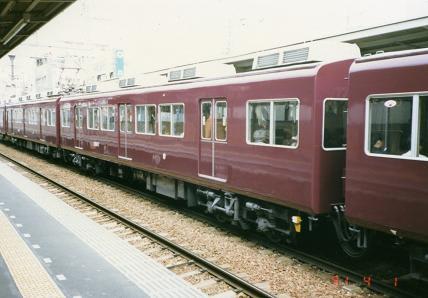 阪急2800系のトップナンバー - ...