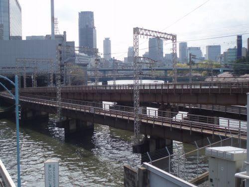 お花見8・大坂橋~大阪砲兵工廠...