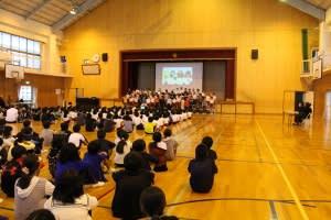 新川小学校へ講師に行ってきまし...