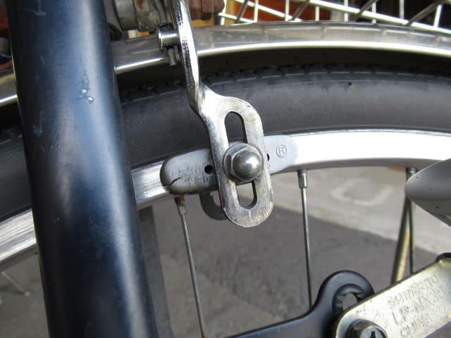 自転車 ブレーキ 交換
