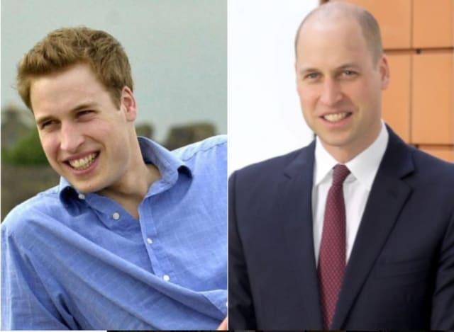 潔いウィリアム王子と、皇太子の...