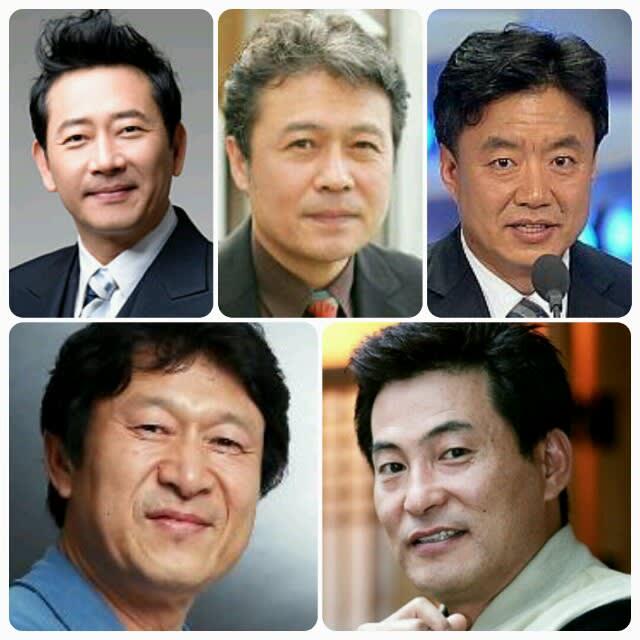 1960年代生まれの韓流俳優[2017.4.9.訂正更新] - つれづれ韓流日記