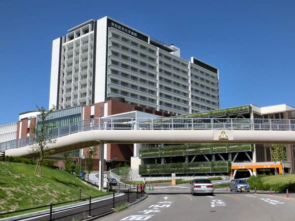 愛知医科大学病院で写真展を開催...