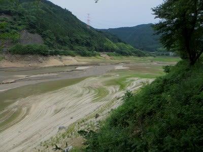 油木 ダム の 貯水 率
