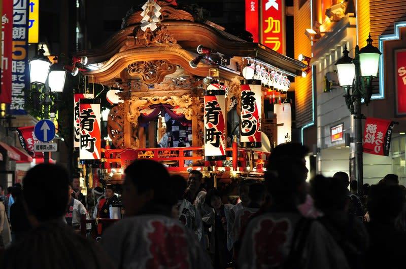 浜松まつり - 旅と祭りのフォトログ