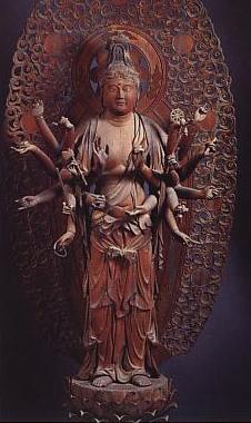 京都の仏像 千本釈迦堂 「六観音...