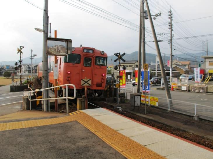 矢原駅 山口線 - 観光列車から!...
