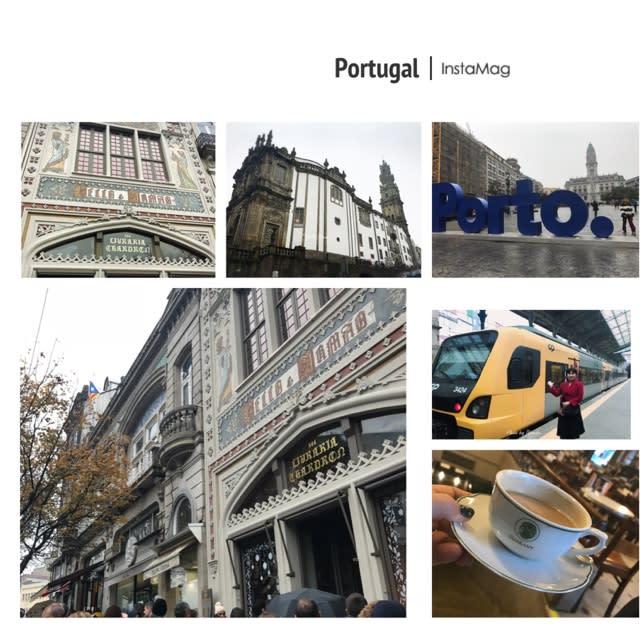 ドバイ経由のポルトガルの旅⑩ハリー・ポッターのモデル?世界で一番美しい本屋の行列に仰天