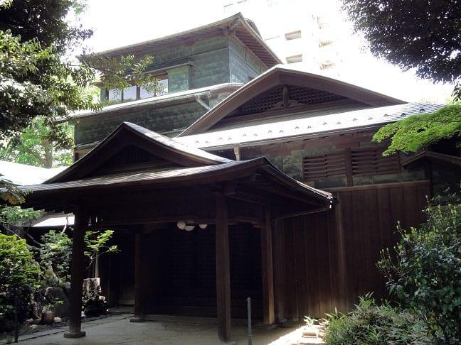 銅御殿(旧磯野家住宅) - 東京...