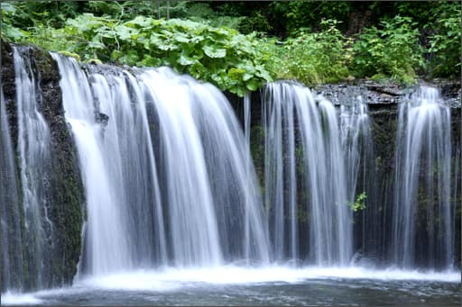 [ 長野 ] 白糸の滝 02