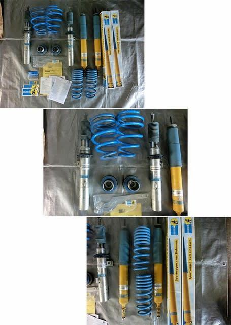 注目のアイテム★BMW3シリーズ(E90)ビルシュタインB14車高調1台分(BSSC047S)