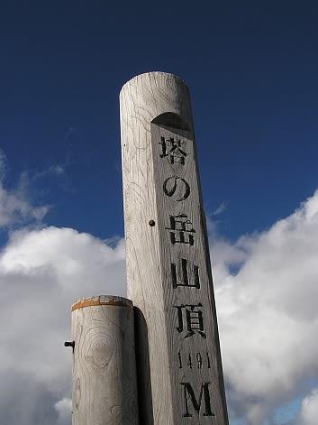 塔ノ岳 紅葉