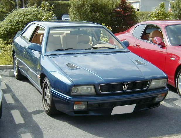 1992年式 Maserati Ghibli 2.0 6MT - GHIBLI★倶楽部