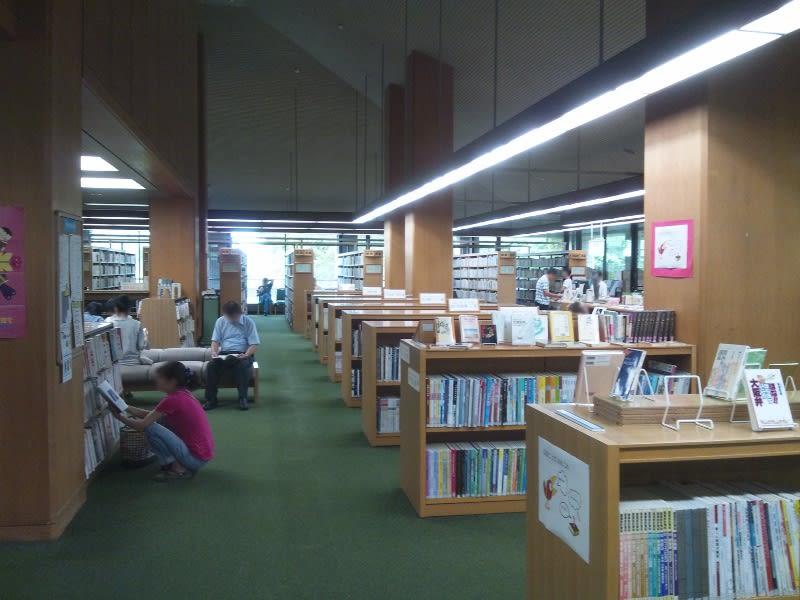 滋賀県立図書館 - あの図書館、...
