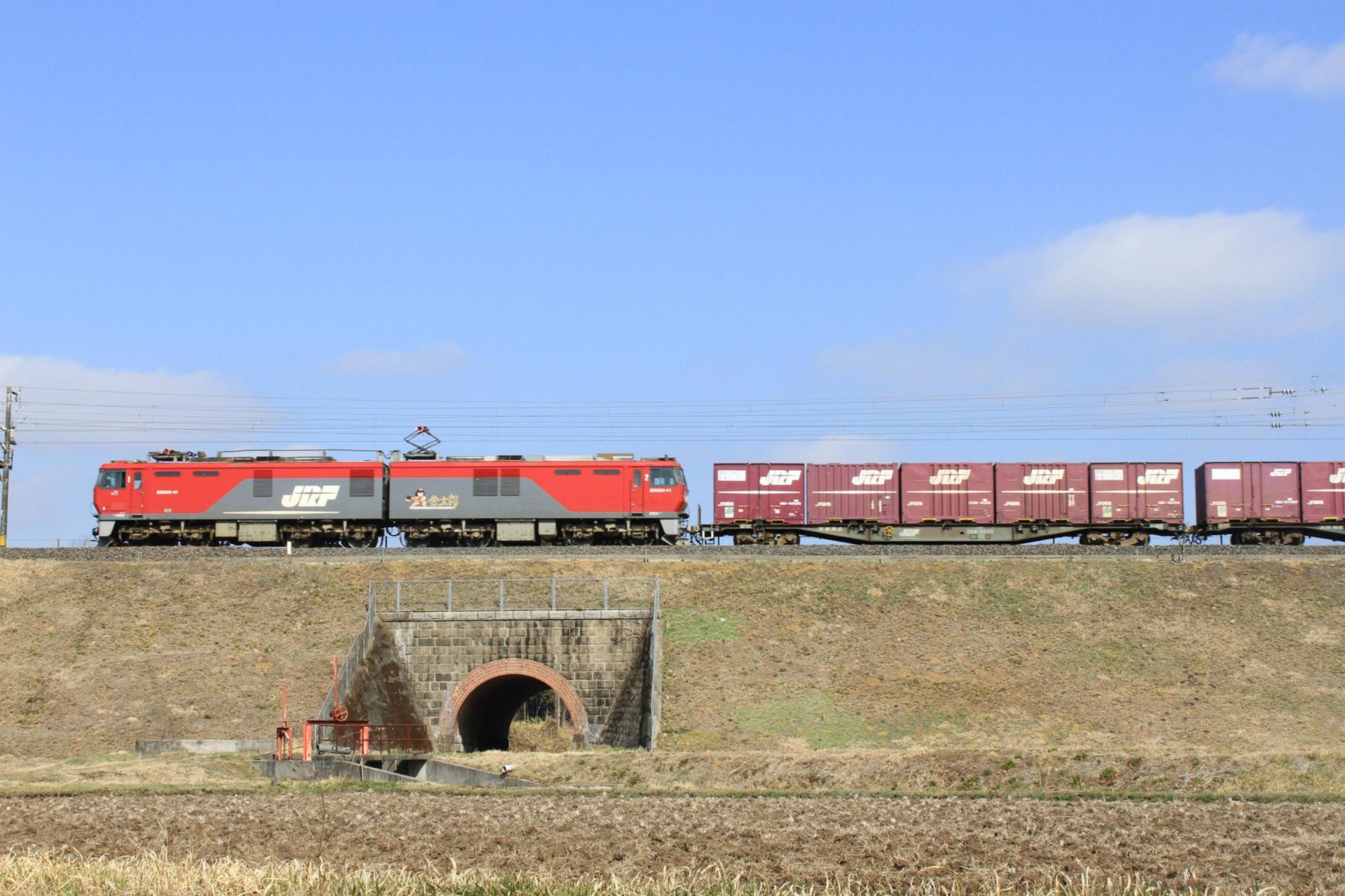 日本の四季 旅情風景 鉄道風景