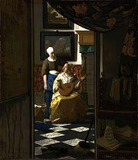 Vermeer_johannes__the_loveletter