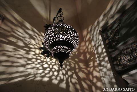 魔法のランプ(1)