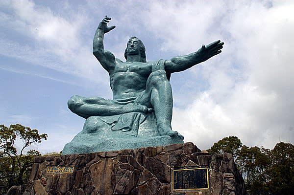 8月9日 長崎原爆の日 - 竹内しげやす 市政チャレンジ日記