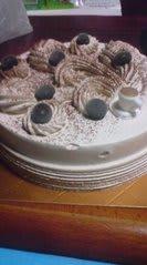 アイスクリームのケーキおいしいです><